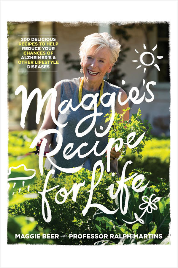 Maggie Beer Recipes for Life Cookbook