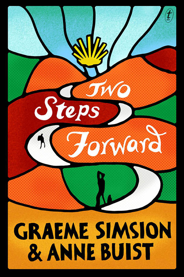 Two Steps Forward Book Cover