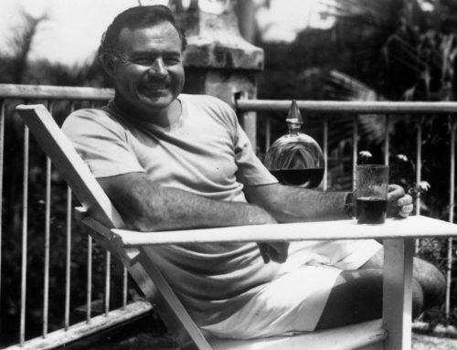 Hemingway's Bellinis