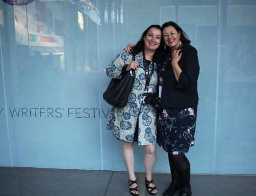 Loving the Sydney Writers Festival!