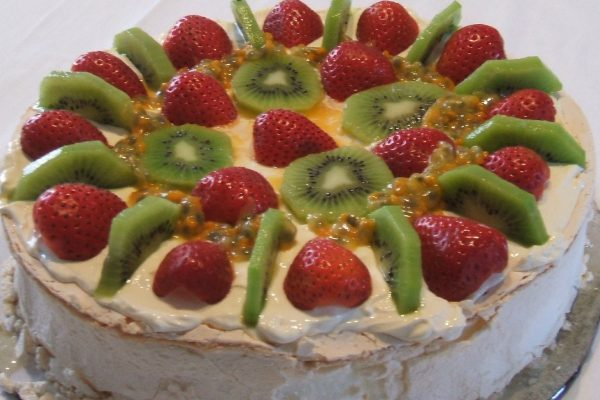 Louise Allan, recipe, pavlova, Perth Festival Writers Week, Sisters Song, Word of Mouth TV