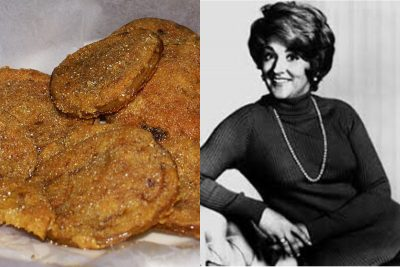 Fannie Flagg, Fried Green Tomatoes, Word of Mouth TV, Iconic Literary Food Moments, Whistle Stop Cafe