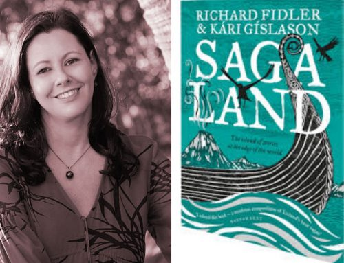 Saga Land – Richard Fidler and Kari Gislason
