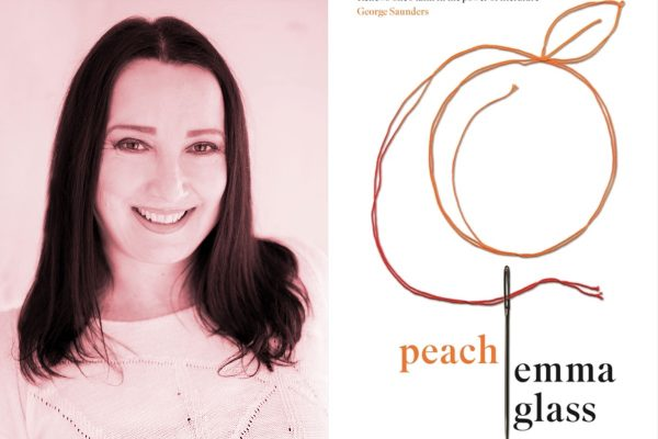Emma Glass, Peach, Sarah Mills, Word of Mouth TV, Book Review