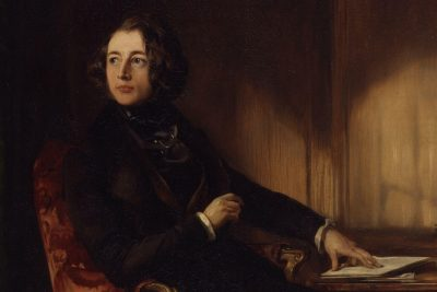 Charles Dickens, roast goose, sage and onion, recipe, Word of Mouth TV