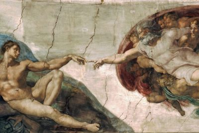 Creation of Adam, Claire Absolum, Adrien Seignoux