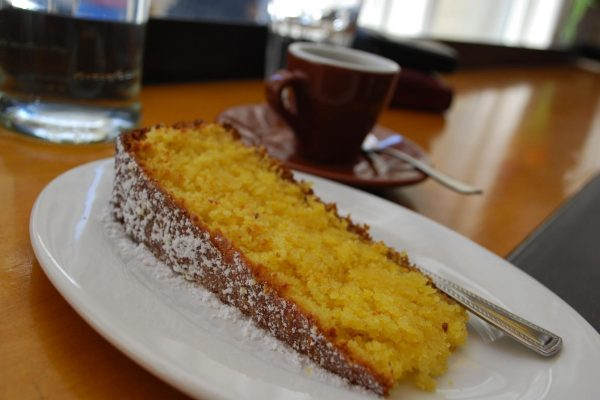 Heather Rose, Stella Prize, warm lemon cake, The Museum of Modern Love, Word of Mouth TV, recipe