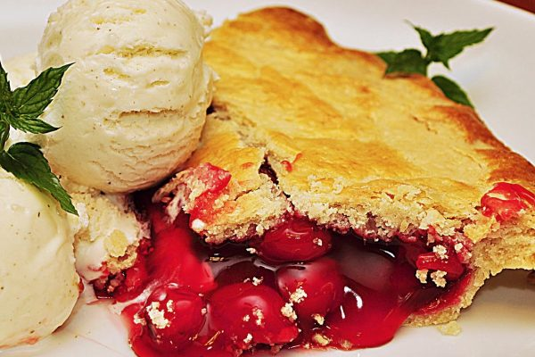 Cherry pie, Jennifer Egan, Pulitzer Prize, Sydney Writers Festival, Recipe, recipes, Word of Mouth TV