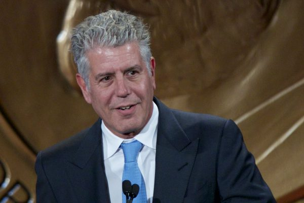 Anthony Bourdain, veal chops, recipe, iconic literary food moments, Word of Mouth TV, quotes