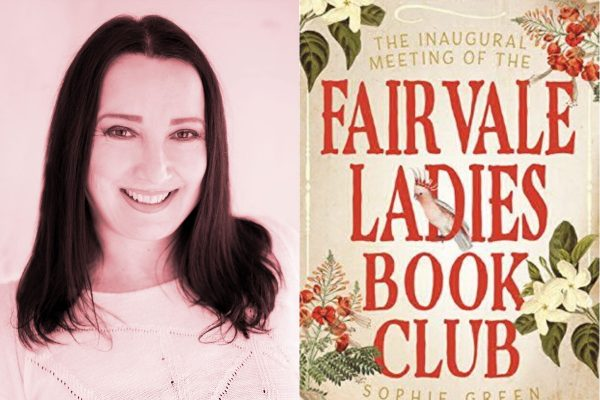 Sarah's Review, Word of Mouth TV, Sophie Green, The Inaugural Meeting of the Fairvale Ladies Book Club, book review, S.L. Mills