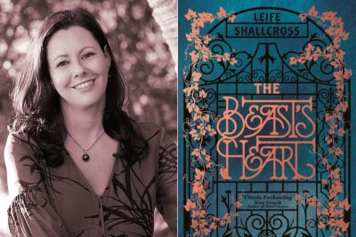 The Beast's Heart, Leife Shallcross, Word of Mouth TV, Kate Forsyth, book review, reviews, fantasy