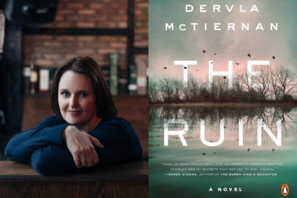 Dervla McTiernan, The Ruin, Tidbits, Word of Mouth TV, Festival of Short Stories, Inky Awards