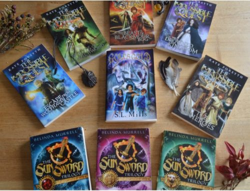 Kids & YA Fest flight-of-fantasy giveaway