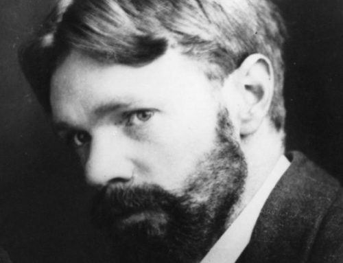 D.H. Lawrence's Figs poem very juicy in its day