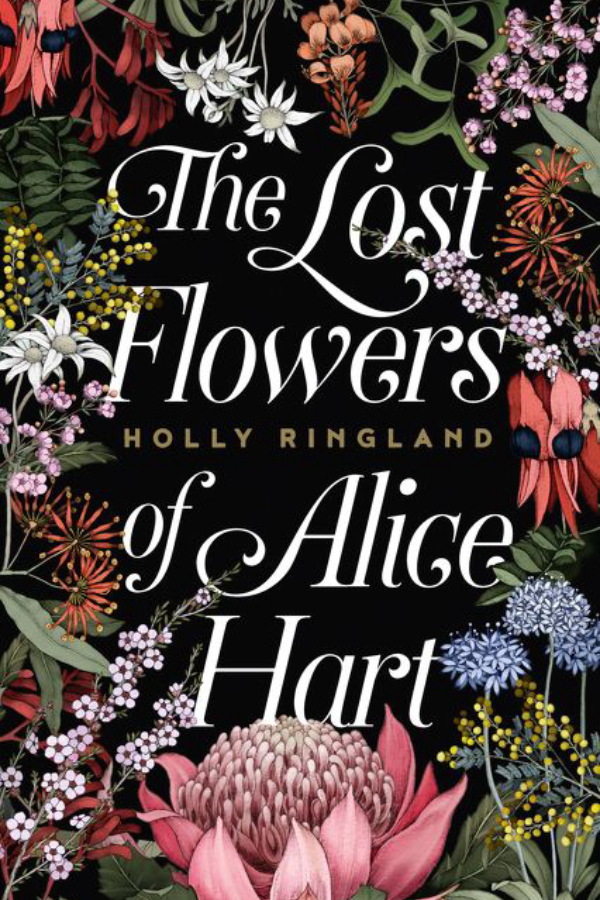 Holly Ringland, The Lost Flowers of Alice Hart, Word of Mouth TV