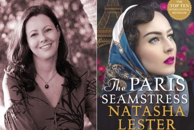 Kate Forsyth, review, Word of Mouth TV, Natasha Lester, The Paris Seamstress, books, food