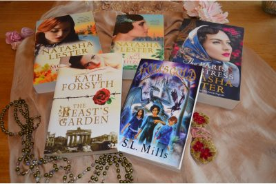 Natasha Lester, The Paris Seamstress, A Kiss from Mr Fitzgerald, Her Mother's Secret, GOM's Gold, S.L. Mills, Kate Forsyth, The Beast's Garden, giveaway, Word of Mouth TV