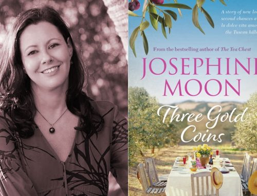 Three Gold Coins – Josephine Moon