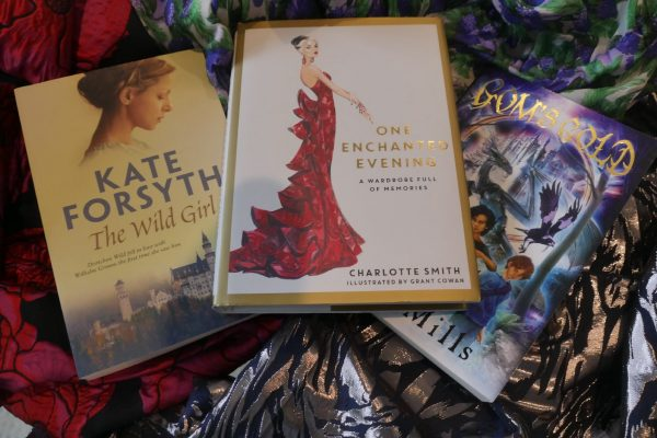 One Enchanted Evening, Charlotte Smith, Giveaway, win, Word of Mouth TV, Sarah Mills, Kate Forsyth, S.L. Mills