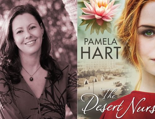 The Desert Nurse – Pamela Hart