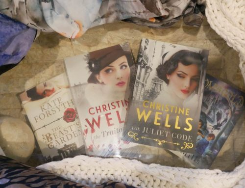 Christine Wells' super spy thriller giveaway