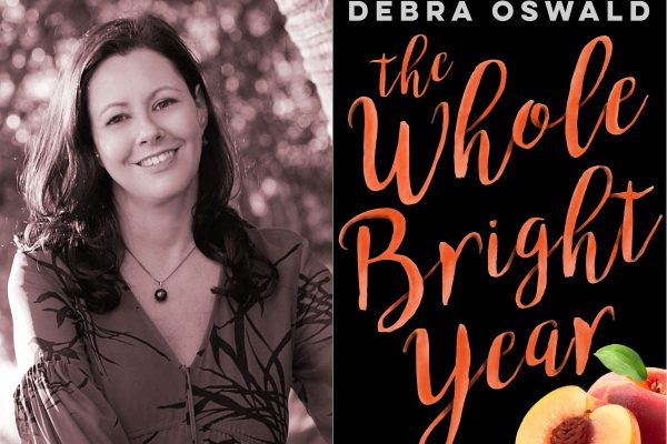 Word of Mouth TV, Debra Oswald, The Whole Bright Year, book review, novel, literature, 1970s, Australia, Kate Forsyth,