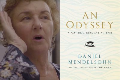 Debra Glover, An Odyssey, Daniel Mendelsohn, Word of Mouth TV, Recommended Reads, The Whole Bright Year, books, authors,