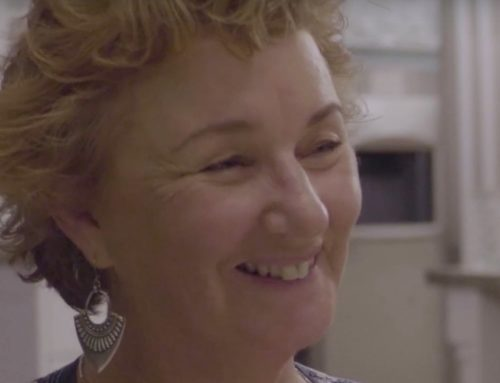 Debra Oswald shares her passion for the delicious